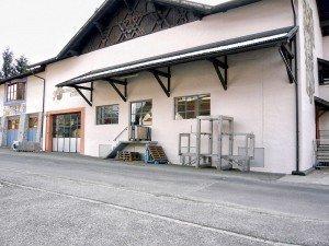 CE Metall - Werkstatt